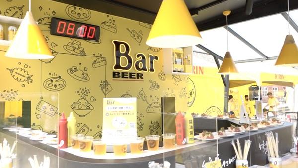全台首創迴轉小吃Bar! 現身華山飄台灣味、好玩亮點一次看