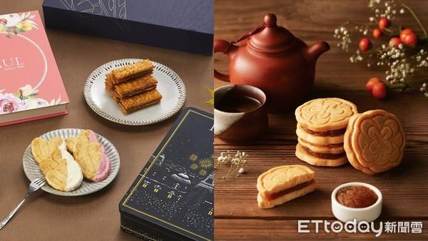 中式月餅好膩!「中秋節限定禮盒」新選擇 有浪漫法式蝴蝶餅、中西旺月餅乾
