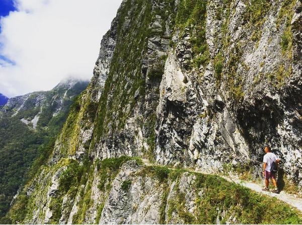 想朝聖「天堂懸崖」注意!太魯閣錐麓古道11月底全線封閉7日整修 | ET