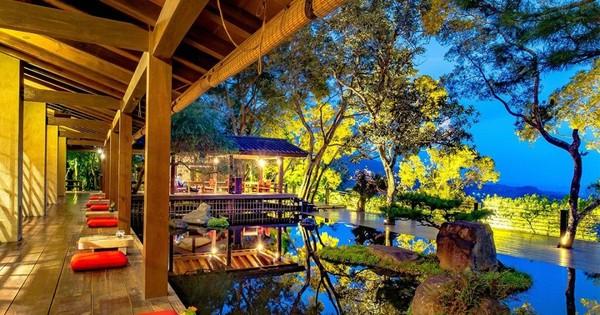 一秒飛京都!台中日式庭院餐廳 禪意建築+空靈綠意美如畫