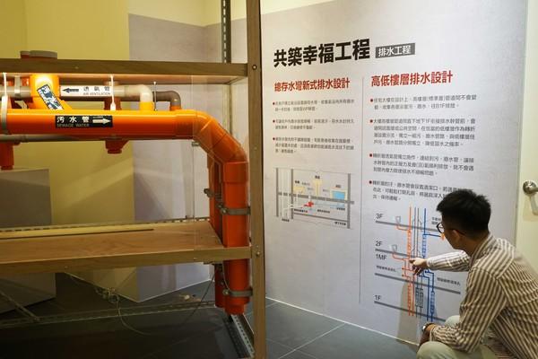 ▲▼ 不少超高樓層新案都標榜無中繼水箱,使用較新的幫浦設備與技術。(圖/業者提供)