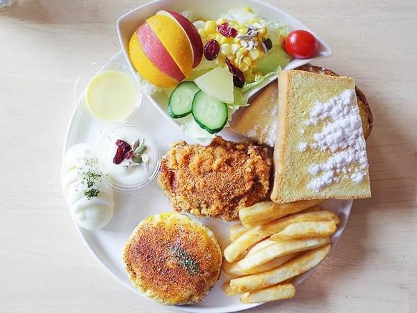 員林5間高CP值早午餐!五色蛋餅與牽絲乳酪邪惡爆表 想吃記得先預約