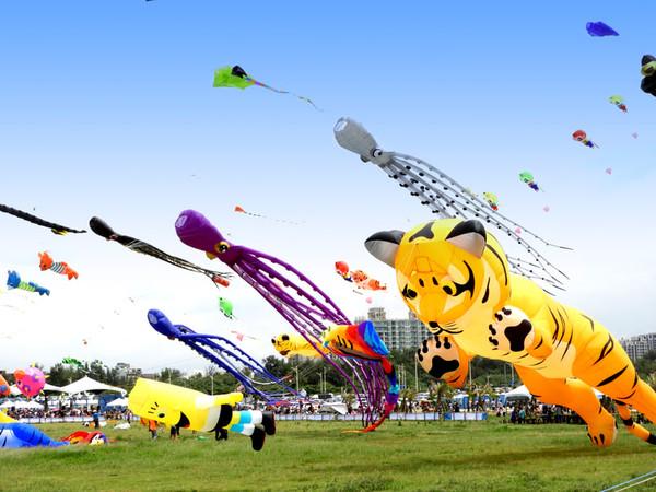 16公尺飛龍、米奇天空飄!新竹風箏節29日登場「新增夜光秀」