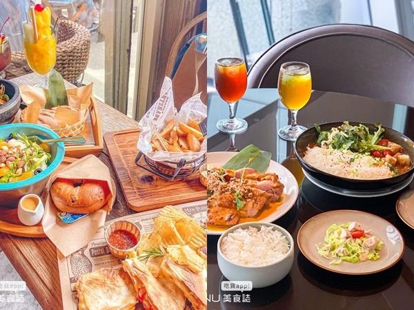 美食配風景去新北就有!高樓吃亞洲料理、海邊享受調酒 TOP10餐廳必訪
