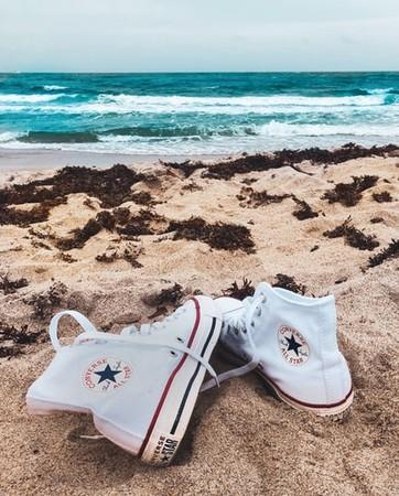 ▲▼ 「7个小技巧」让鞋白帅帅。 (图/Unsplash)