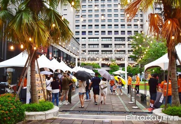 五星飯店頂級A5和牛「貴氣堡」!台南府城漢堡節週末登場 50款口味吃個過癮