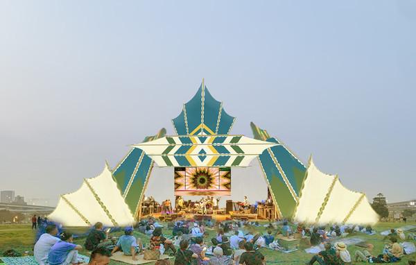 蘇慧倫、戴愛玲超強陣容!「全台最大演唱會9/12開跑」天幕下野餐、聽現場