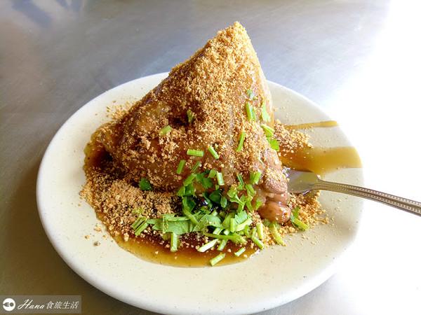 好吃到CNN也報過!台南銷魂月桃葉菜粽 軟綿、料多花生味濃
