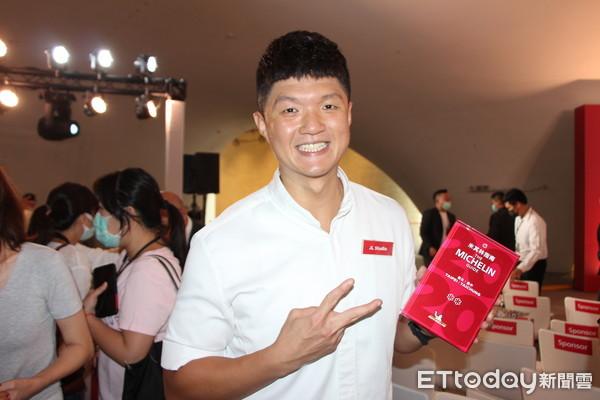 創JL Studio推廣新加坡料理 主廚林恬耀:團隊努力被看見「很感動」