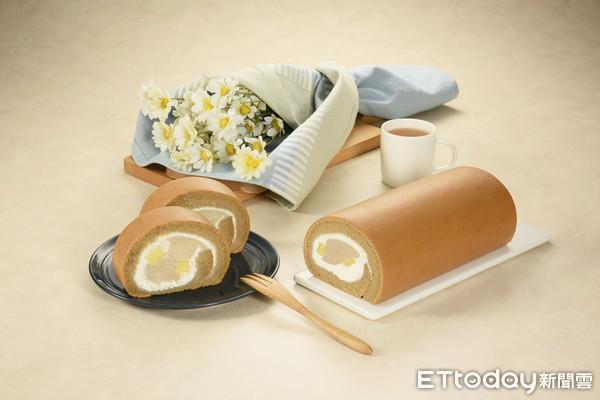 官網隱藏版!亞尼克悄推「布丁奶茶」生乳捲 吃得到滑嫩布丁、紅茶奶霜  