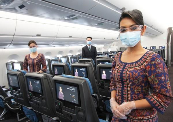 新加坡航空推最新防疫措施 開發「Print-n-Go」無接觸報到 | E