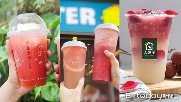 塞進滿滿17顆草莓、每口狂吸西瓜果肉!8月新飲品大集合 還有罪惡奶蓋系列