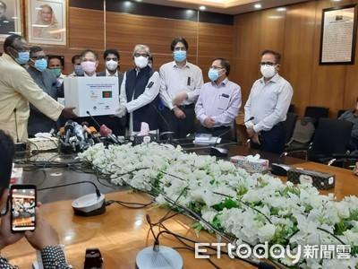孟加拉疫情嚴峻 台灣捐贈10萬枚口罩及多項醫療物資