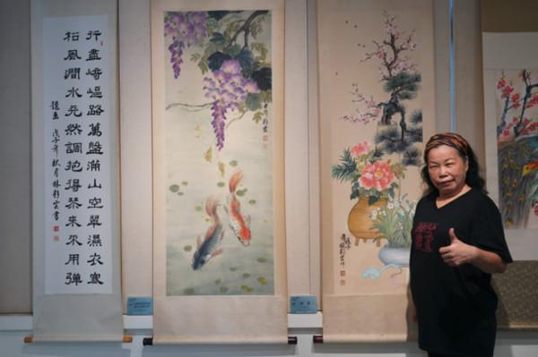 廚媽搖身變畫師 成美藝廊幫她圓夢 | ETtoday公益新聞 | ETt