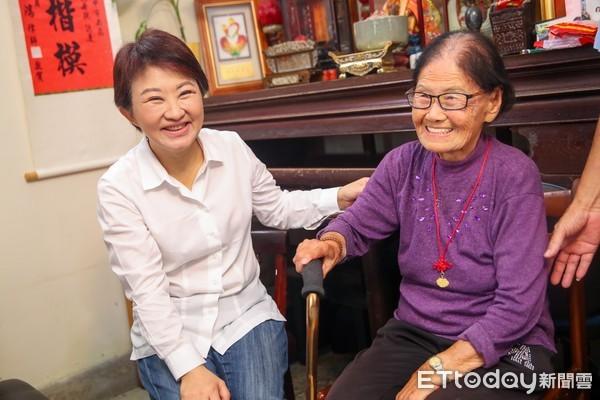 台中嬤走失街頭 警一查大驚:她是清朝人!116歲人瑞養生秘訣曝   ET