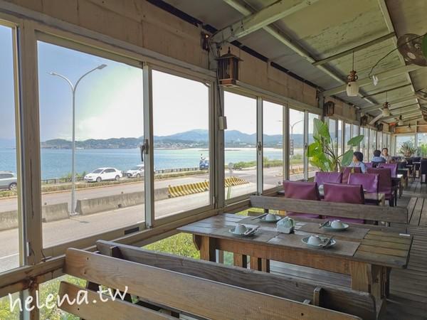 泰想吃!金山隱藏版泰國菜餐廳 看藍藍大海+料多月亮蝦餅超療癒