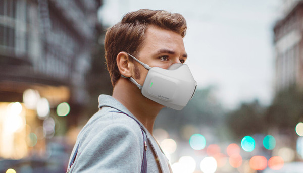 最多可用8小時 LG將推口罩型空氣清淨機戴著走 | ETtoday3C家