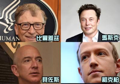 史上漲幅最高的1周!全球500大富豪財富暴增逾6兆 科技股帶動美股