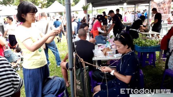 花東「米其鄰」農業體驗嘉年華活動 28日鐵花村登場有吃又有玩 | ETt