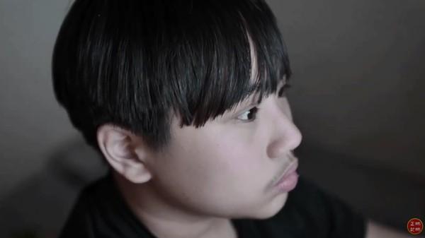 ▲小小彬升高中。(圖/翻攝自YouTube/彬彬正記)