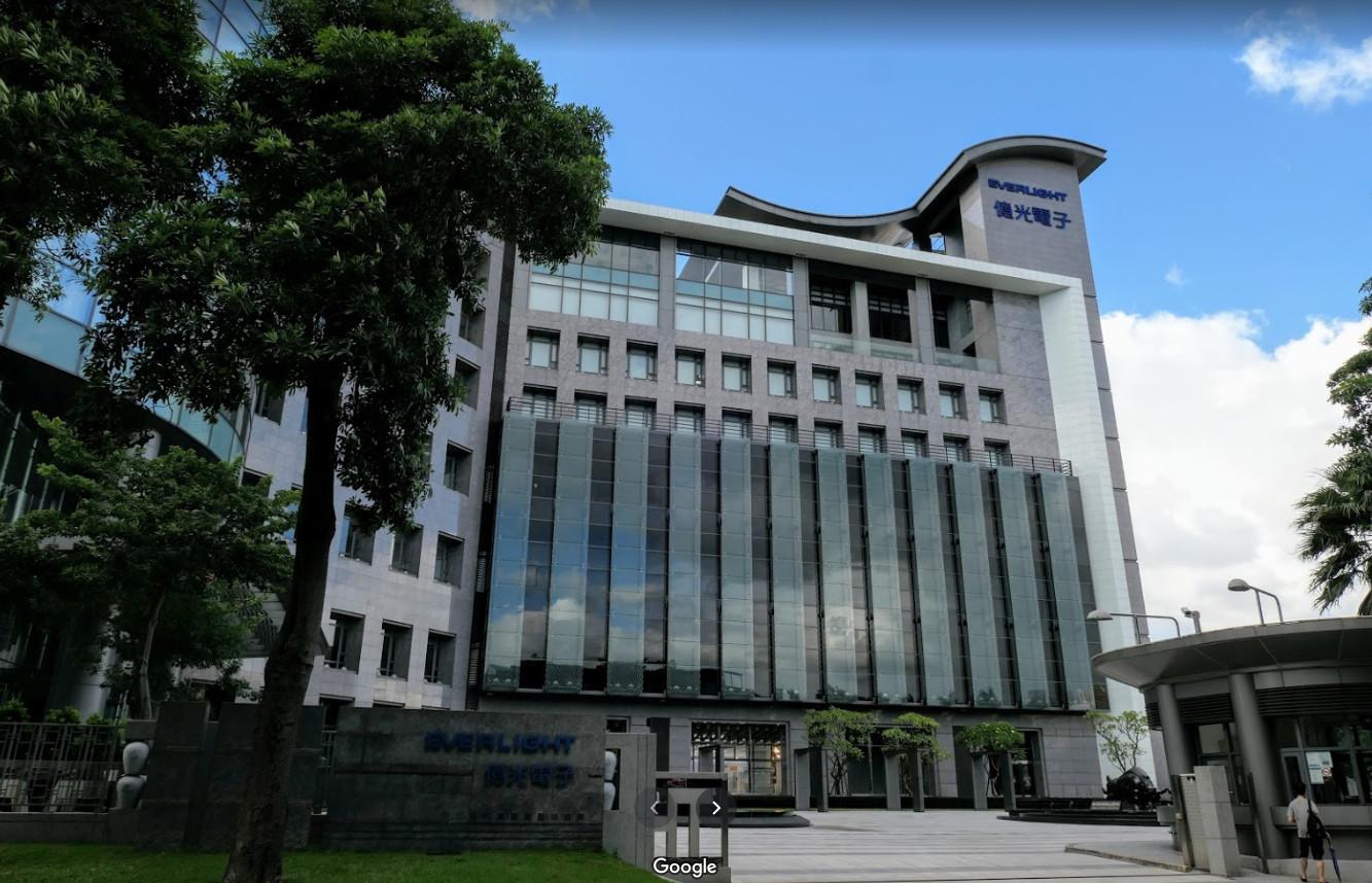 ▲▼台灣科技業大廠「億光電子」遭控竊取南韓首爾半導體技術。(圖/翻攝自Google Map)