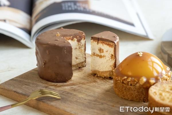 中秋最新聯名!「Café del SOL X 福源」推5款花生甜點 慕斯