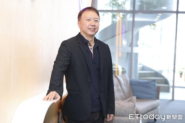 ▲▼Appier 與 草莓網媒體溝通會-執行長楊俊元。(圖/記者黃克翔攝)