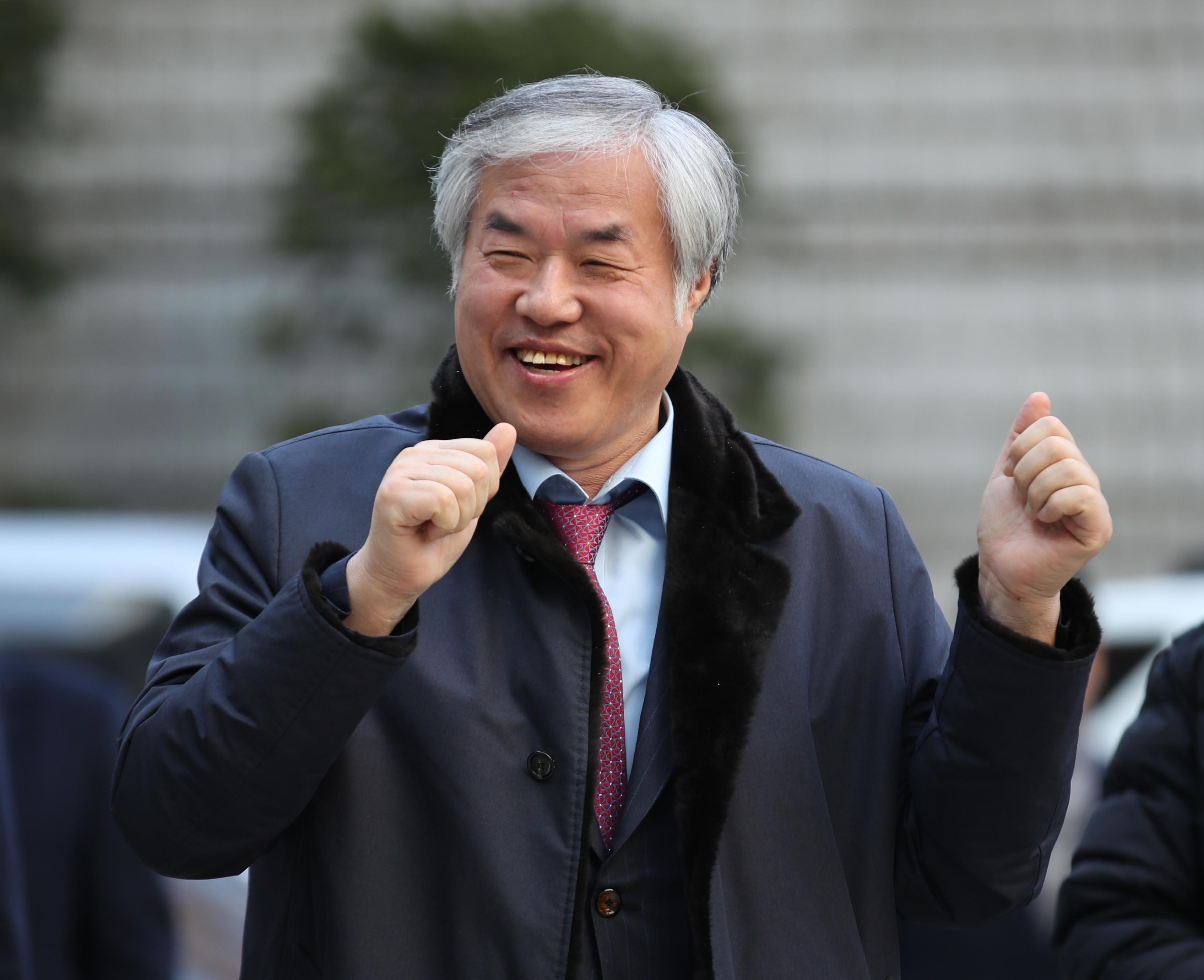 ▲▼全光焄牧師多次違反防疫規則,首爾市府研擬下周向其求償5億韓元以上。(圖/達志影像)
