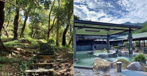 星空下泡溫泉!隱身山林的忘憂酒店 還有全台唯一低海拔原始雨林