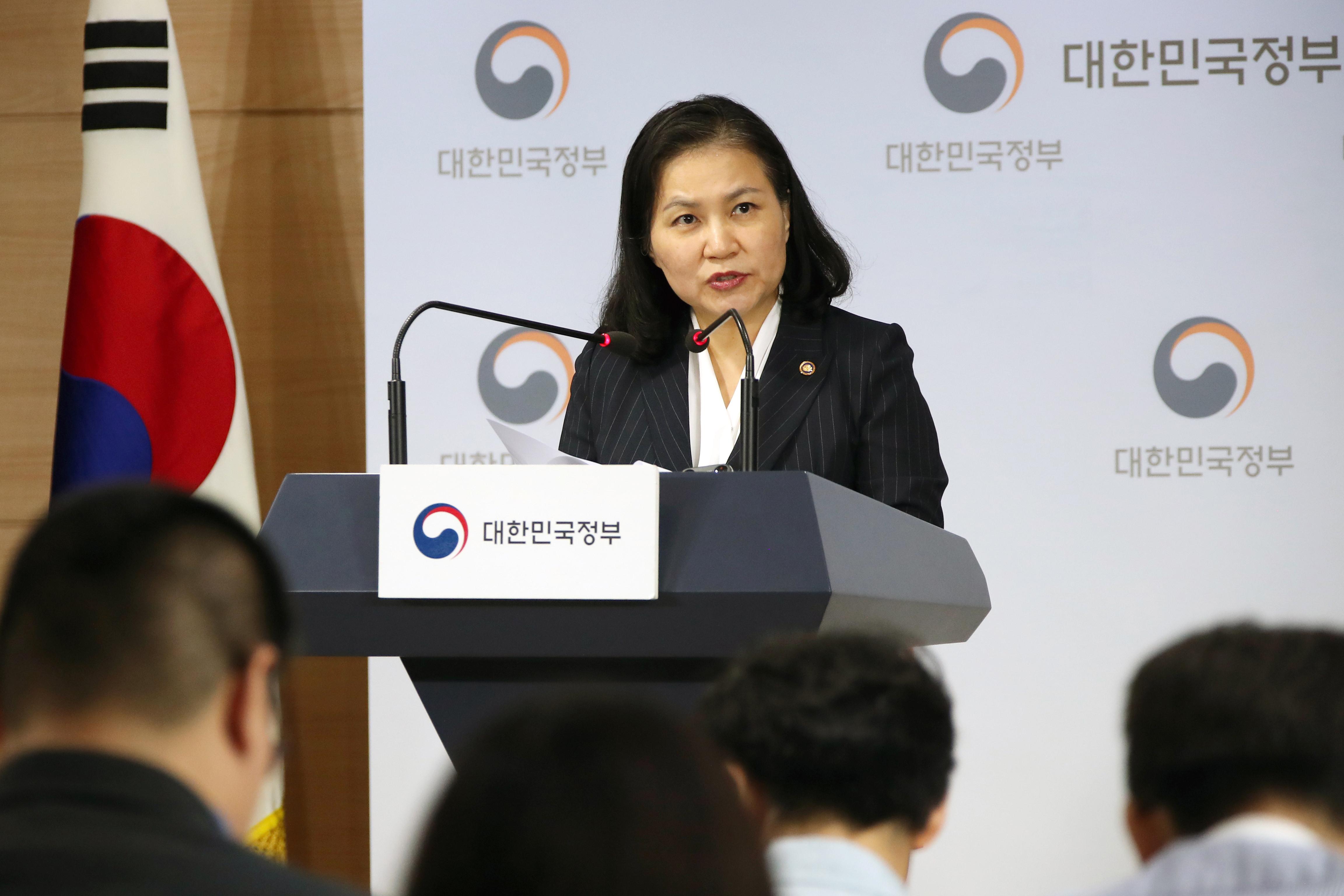 ▲▼南韓通商交涉本部長俞明希,將角逐WTO秘書長一職。(圖/達志影像/美聯社)