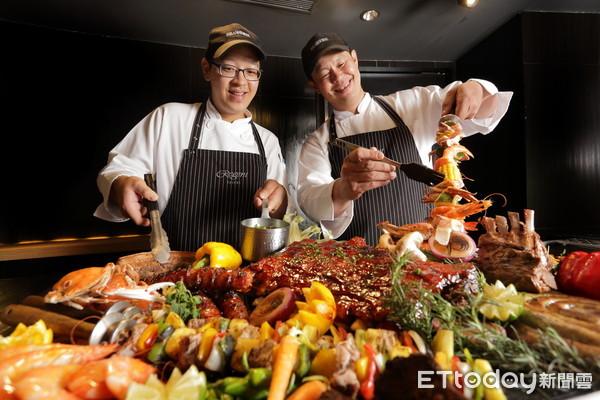 中秋就是要「夯肉」!栢麗廳推20多款燒烤料理 加料加量不加價 | ETt