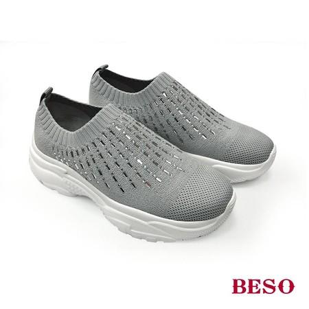 ▲東森購物限量獨賣BESO休閒輕量健步鞋。(圖/東森購物提供)