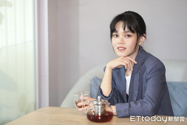 ▲▼金鐘專訪 李劭婕。(圖/記者黃克翔攝)