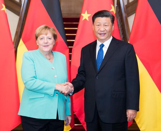 中美關係緊張習近平將與梅克爾、歐盟主席會晤  ETtoday大陸新聞  ETtoday新聞雲