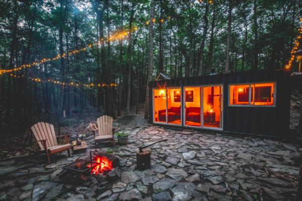 星空貨櫃屋、露天浴缸小屋 5間Airbnb迷你屋精選快收進口袋中 | E