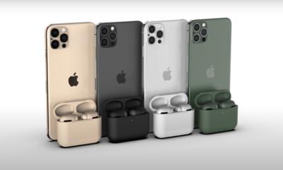 AirPods Pro隱藏版新色?奶茶色、暗黑色、夜幕綠超有質感!