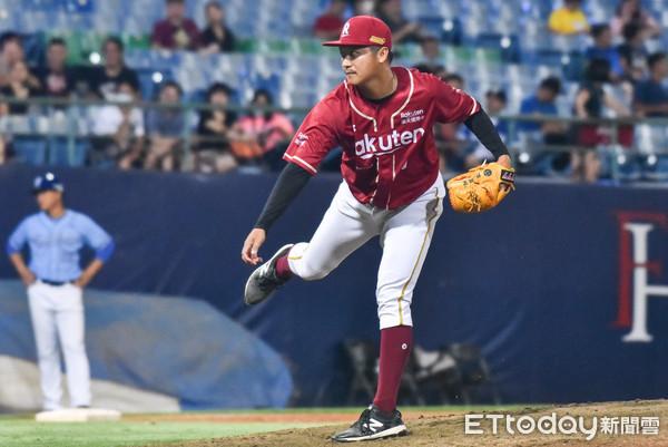 陳禹勳仍在50萬俱樂部 新球季加強球速