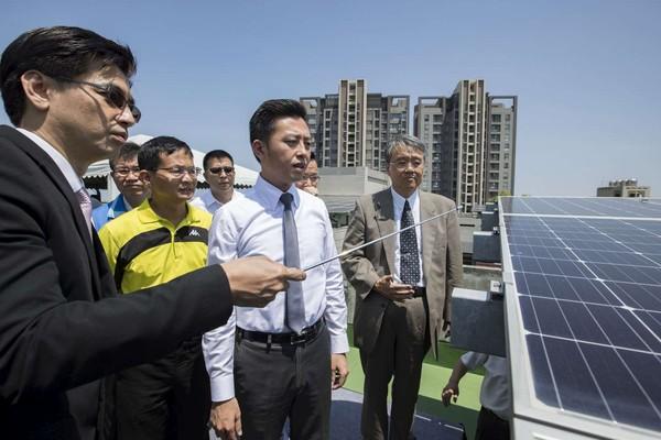 74%國中小屋頂設太陽能發電 新竹市府去年賺814萬 | ETtoday