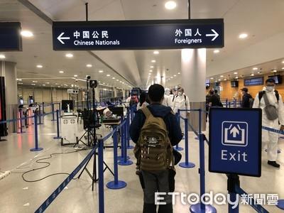 中國境管放寬 三類居留許可外國人28日起可入境