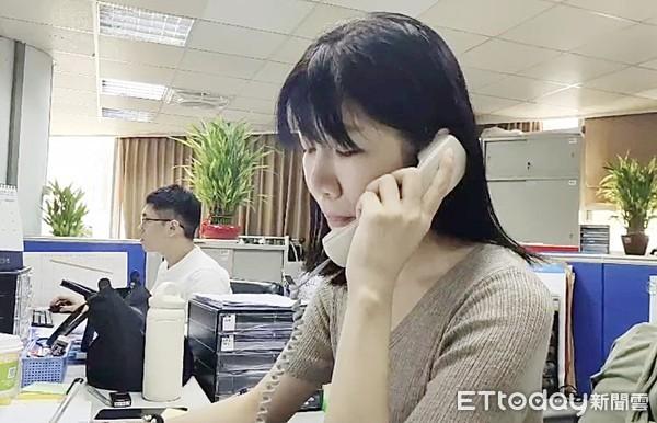 感謝居家檢疫期間美女警官協助 美籍男:台灣是世界上最安全地方 | ETt