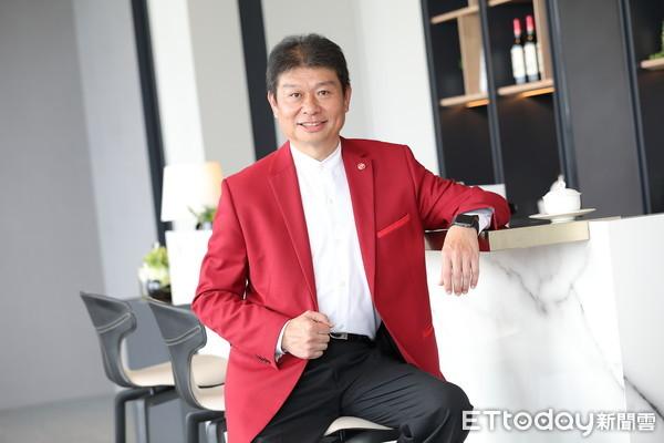 ▲▼創意家行銷副董事長朱良能專訪。(圖/記者湯興漢攝)