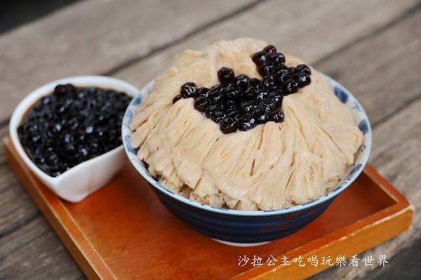 奶茶味超濃厚!新竹爆量黑糖珍珠雪花冰 還吃得到包心粉圓 | ETtoda