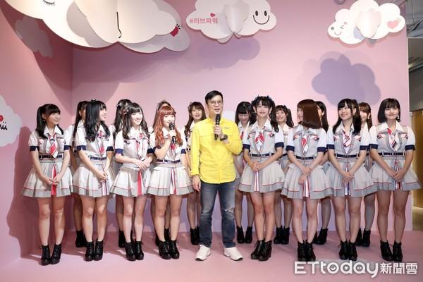 AKB48 Team TP成軍2年「回頭率變高」 陳子鴻欣慰:很有成就感!