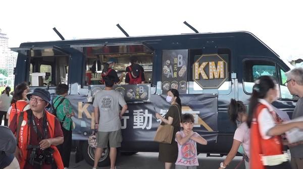 打卡送限量餐券!大佳河濱假日餐車市集 分享美食傳遞幸福 | ETtoda