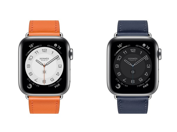 ▲Apple Watch Hermes。(圖/品牌提供)