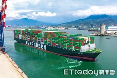 長榮海運旺季添新船!「第三季貨量急遽攀升」助攻營運表現