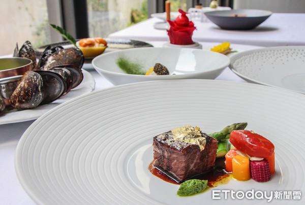 開幕以來首次!鹽之華摘星後新推「主廚套餐」 每季換一次菜單 | ETto