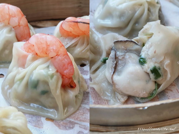 蝦子、鮮蚵大到包不住!超邪惡「海味湯包」 皮薄咬開狂噴湯汁   ETto