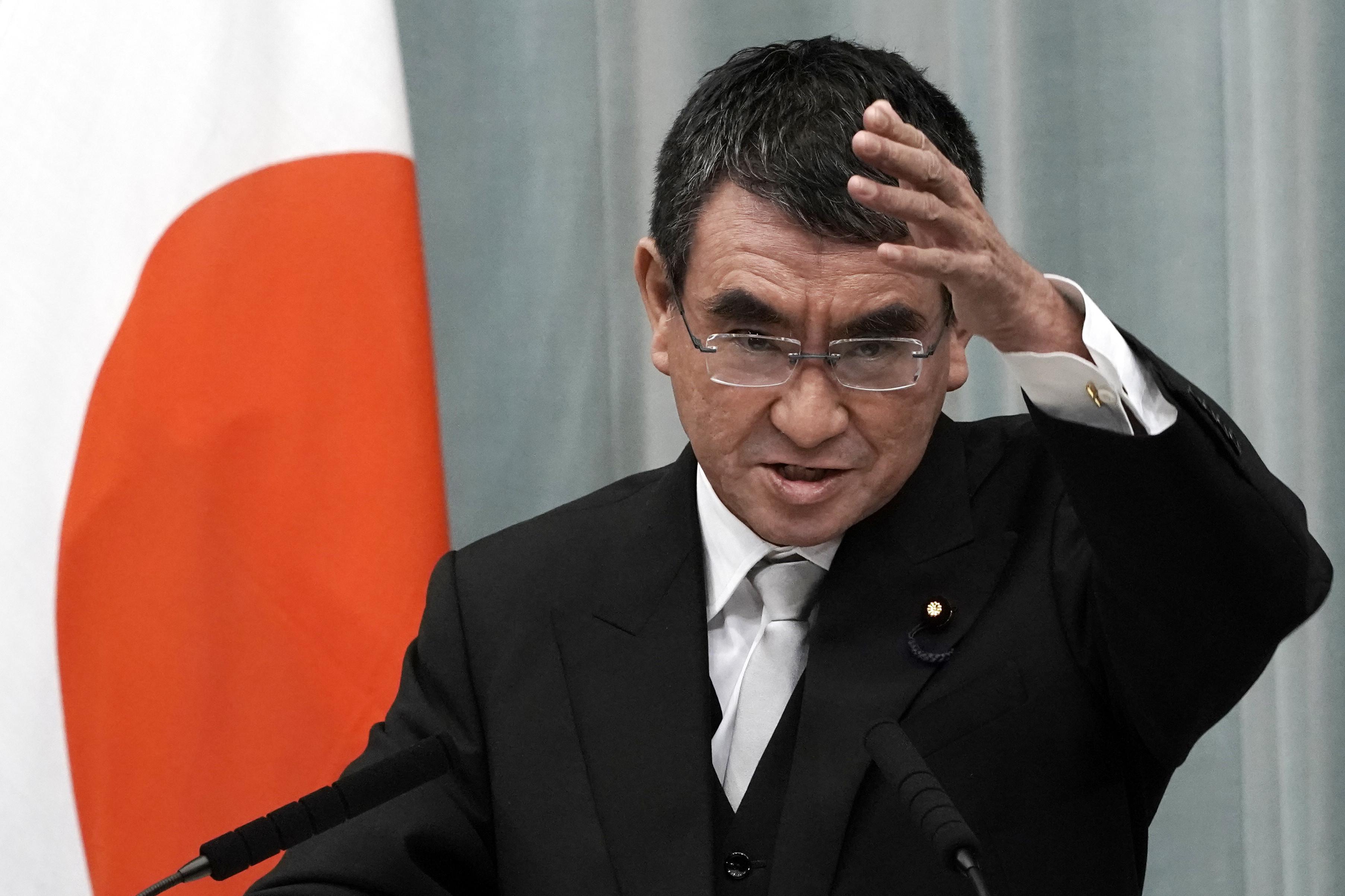 [新聞] 日「疫苗大臣」河野太郎表態參選自民黨總裁選舉!