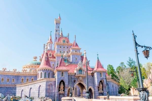 不畏疫情!東京迪士尼樂園宣布 「美女與野獸」主題園區9/28開幕 | E